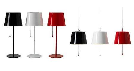 Las nuevas lámparas solares de Ikea