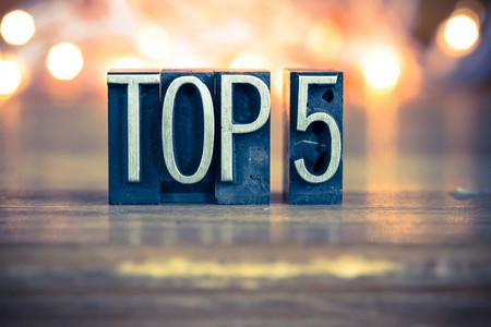 Así ha cambiado el Top 5 de fabricantes móviles en los últimos tres años