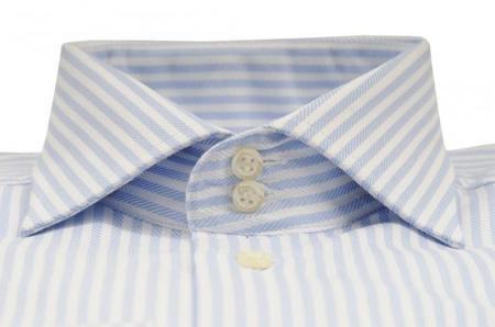 Camisas Con Botones En El Cuello O Sin Ellos La Pregunta De La Semana