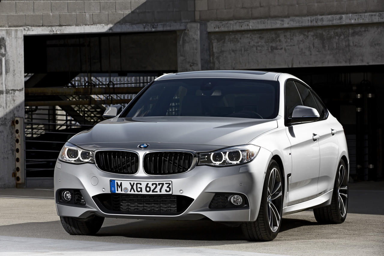 Foto de BMW Serie 3 Gran Turismo (33/98)