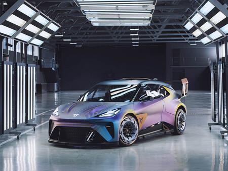 Este es el CUPRA UrbanRebel Concept y es la promesa de un coche eléctrico pequeño y asequible fabricado en España