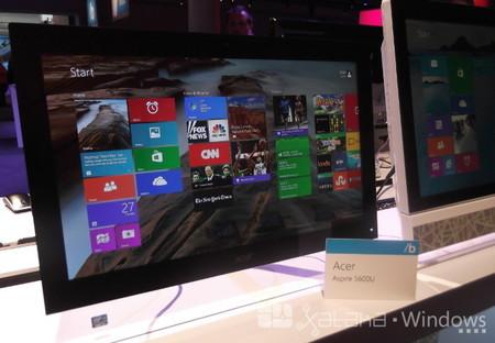 Acer Aspire 5600U en Build 2013