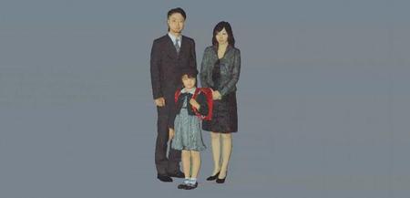 "OMOTE 3D, el primer estudio ""fotográfico"" 3D japonés"