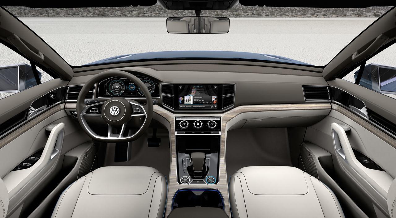 Foto de Volkswagen CrossBlue Concept (13/19)