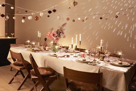 Los ingredientes perfectos para la mesa de Navidad son mucho cariño, tiempo y la dosis perfecta de inspiración