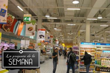 ¿Sois de los que lleváis al supermercado una lista de la compra? La pregunta de la semana