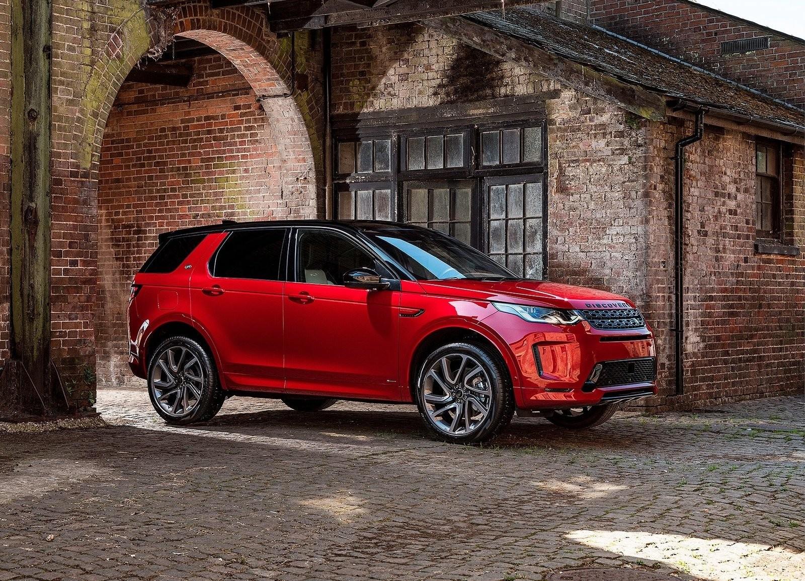 Foto de Land Rover Discovery 2020 (3/24)