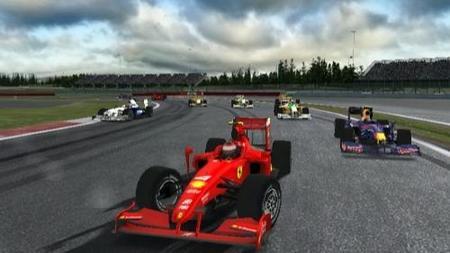 Nuevas imágenes de 'F1 2009'