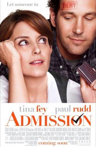El cartel de Admission