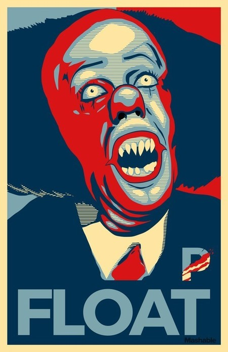 Horror Pres Posters Pennywise