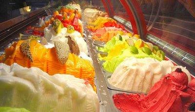 Los helados son cada vez más sanos