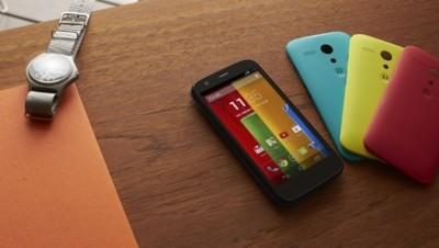 Llega el Motorola Moto G, el smartphone de las tres bes
