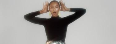 ¿Es Berta Vázquez o es Beyoncé? La campaña de la colección de fiesta de Bershka nos hace dudar