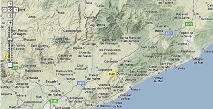 Nueva vista en Google Maps