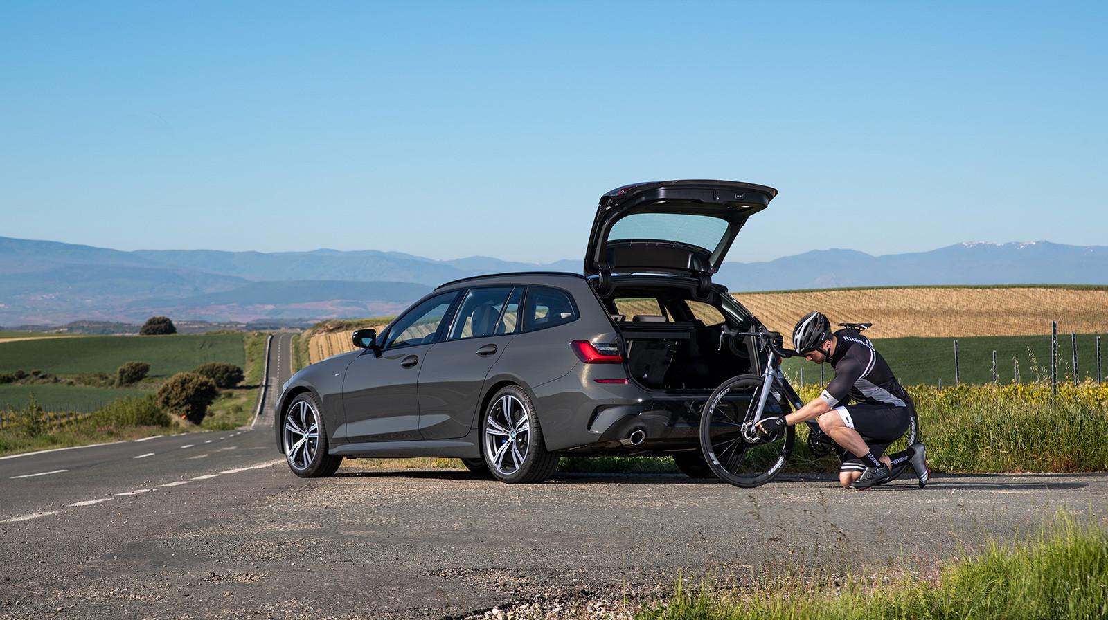 Foto de BMW Serie 3 Touring 2019 (14/17)
