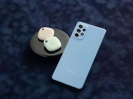 Samsung Galaxy A72 Smarttag