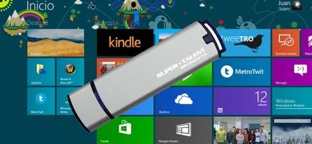 Windows To Go, con mi Windows 8 a todos lados