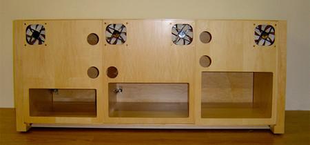 Ventilador mueble