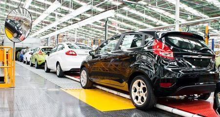 Ford cumple 88 años en México