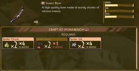 Insect Bow 2