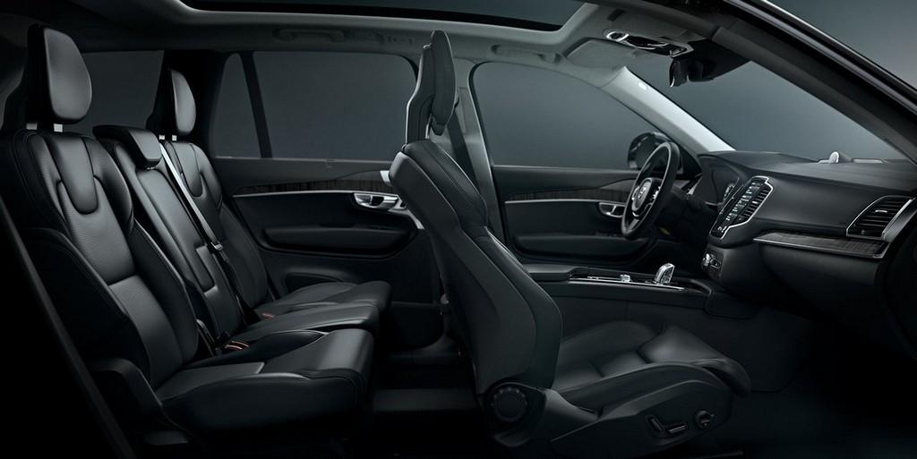 Foto de Volvo XC90, interior (27/39)