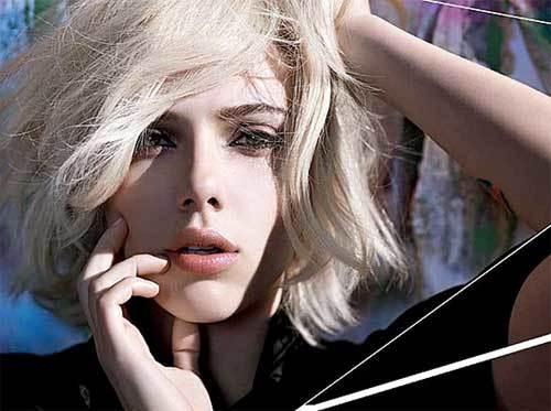 Foto de Scarlett Johansson para Mango Invierno 2009/10 (2/5)