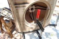 Proyecto SUB-DELTA (IV): Acabado exterior