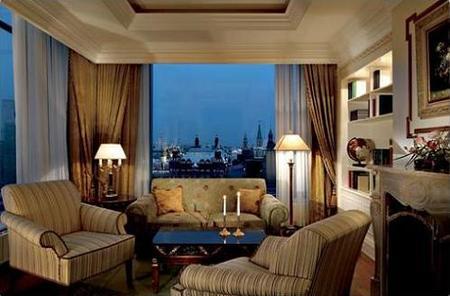 Ritz Carlton Moscú