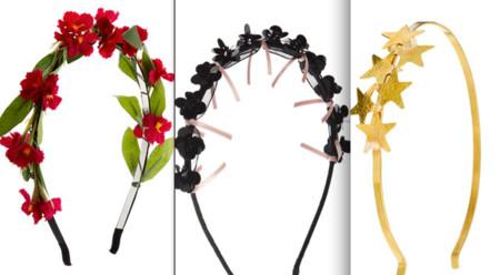 accesorios cabeza diademas
