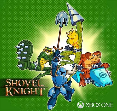 Blanco y en botella: Shovel Knight incluirá los Battletoads en Xbox One [GDC 2015]