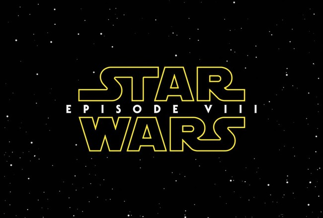 Star Wars Episodio Viii Logo