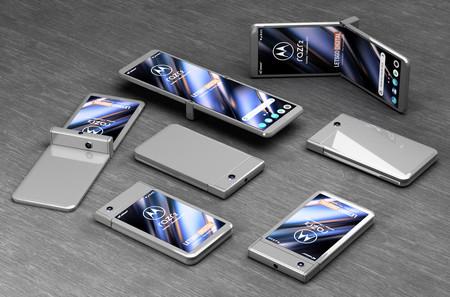 Una nueva patente de Motorola apunta a un curioso RAZR modular