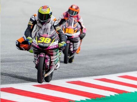 Salvador Austria Moto3 2021