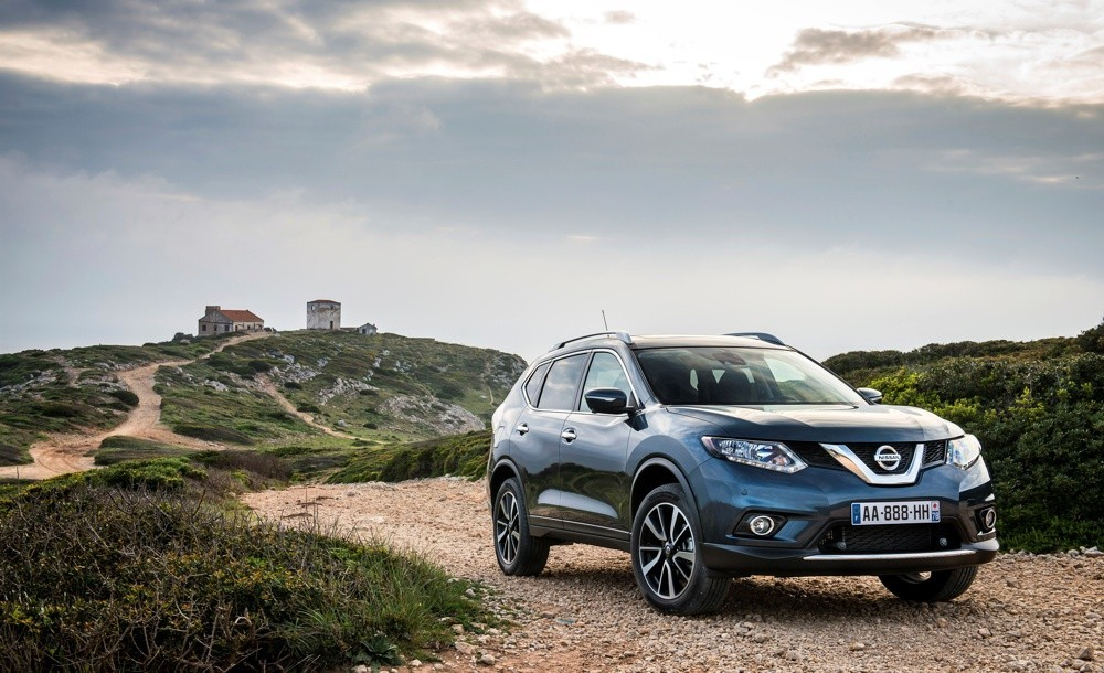 Photographs Nissan X-Trail dCi - sa6.1-themes