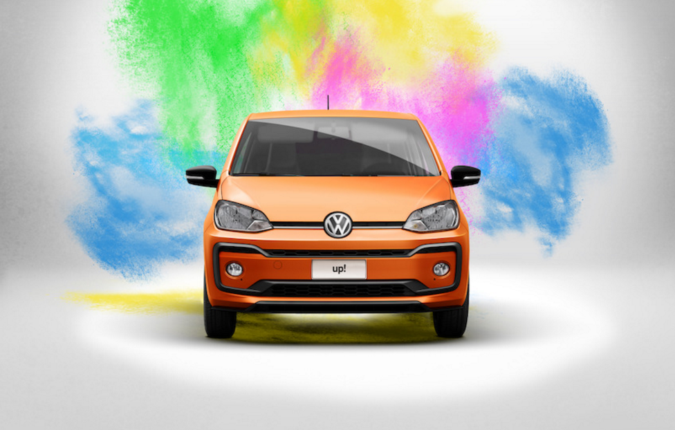 Foto de Volkswagen up! Connect (4/8)