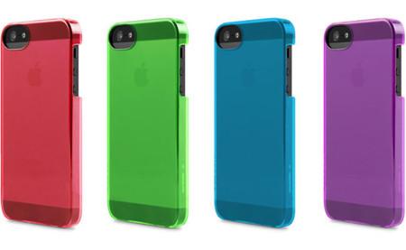 Más color en las Tinted Snap Case para iPhone 5