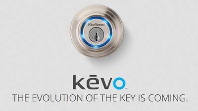 Kevo, la cerradura inteligente que usa el iPhone como llave