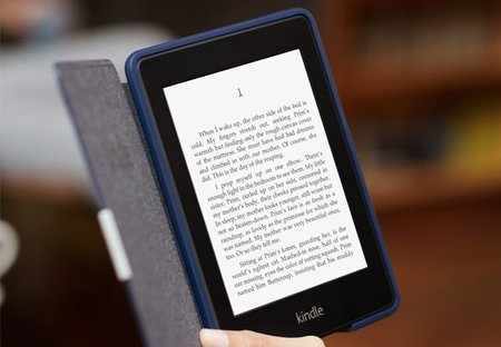 Así funciona la tecnología de iluminación del Kindle Paperwhite