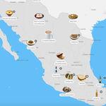 TasteAtlas: el mapa que revela los platos más tradicionales alrededor del mundo