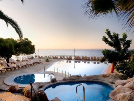 Swimming Pool Hotel Barcelo Illetas Albatros37 7514