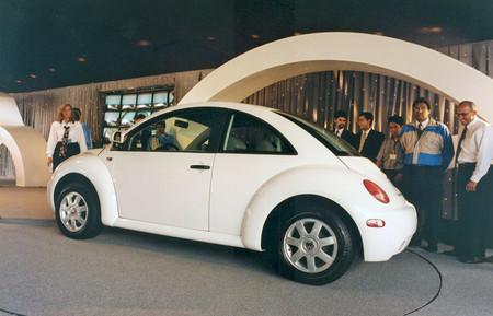 Primer Vw New Beetle Producido1997