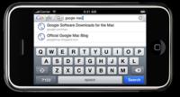 Google añade la búsqueda por voz en su aplicación para el iPhone