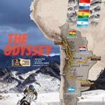 Paraguay-Bolivia-Argentina: recorrido del Dakar 2017