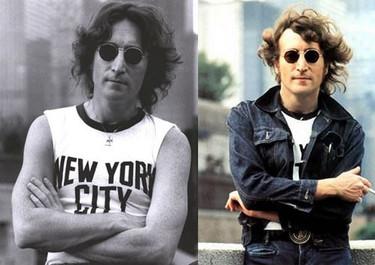 Tendencia futura: vuelven los anteojos de John Lennon