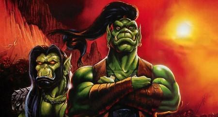 """Warcraft: Lord of the Clans, la aventura gráfica que Blizzard """"canceló"""" (estando acabada) y renació como World of Warcraft"""