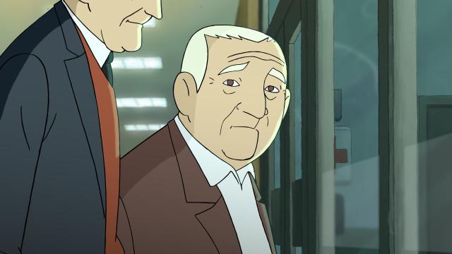Foto de 'Arrugas', la película de animación española dirigida por Ignacio Ferreras (4/4)