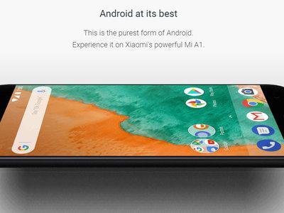 Android One ya no es gama baja: Xiaomi sube el listón con el Mi A1