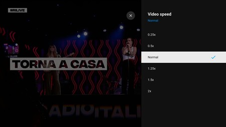 Android Tv Youtube Velocidad