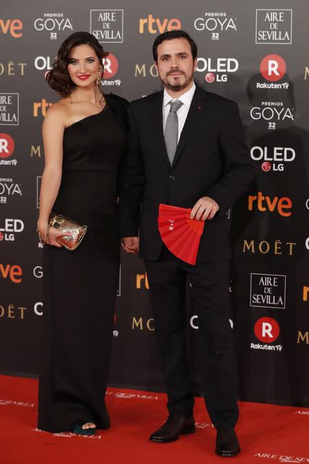 Alberto Garzon And Wife Anna Ruiz