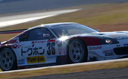 Wayne Gardner y la lucha por ganar el All Japan GT Championship